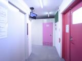 特徴:安心のセキュリティ - 監視カメラ&モニター|トランクルーム東京