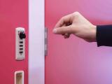 トランクルームのダイヤルキー|トランクルーム東京