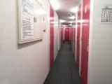 館内廊下 境南町店|トランクルーム東京