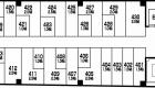 中野区中野南台店 - 4階フロアマップ|トランクルーム東京