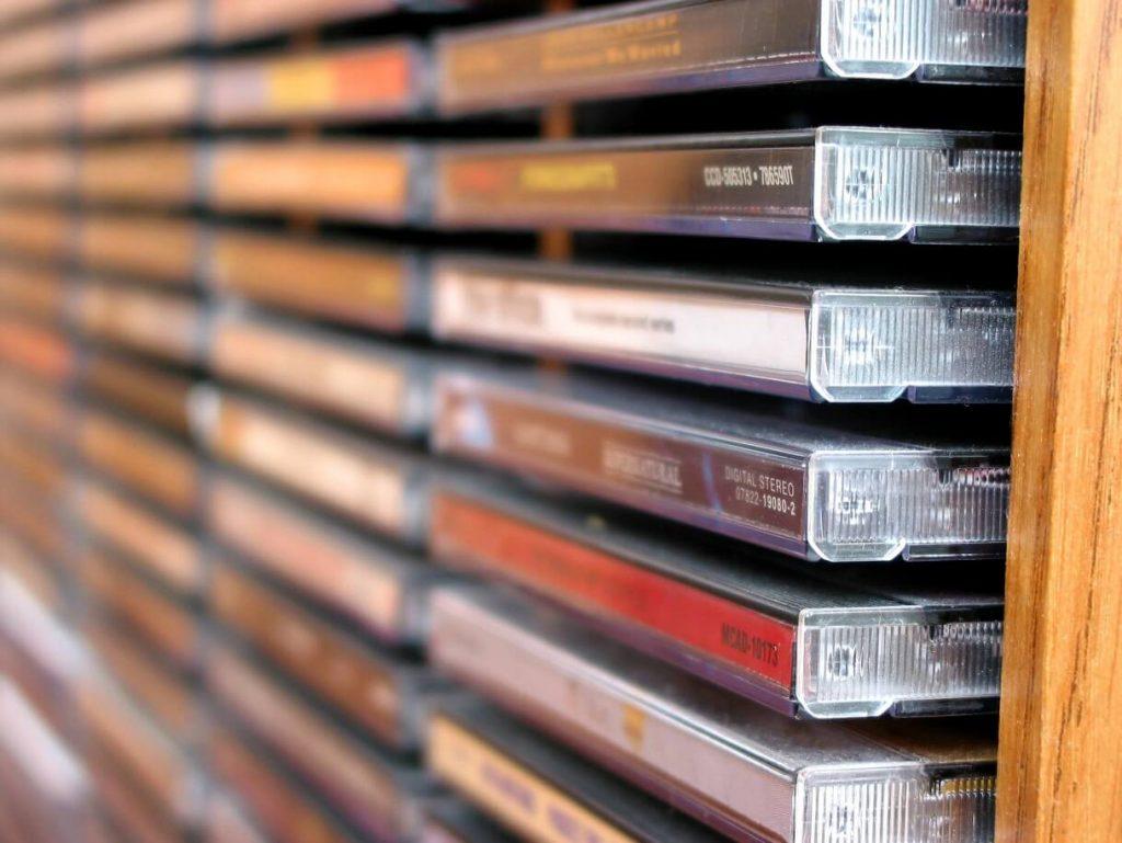 トランクルームでレコードやCDを保管するときのポイント